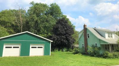Kunkletown PA Single Family Home For Sale: $89,000