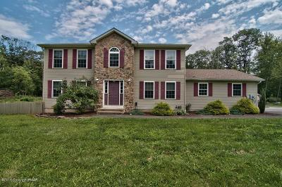 East Stroudsburg PA Single Family Home For Sale: $249,900