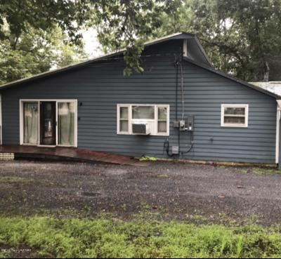 East Stroudsburg Single Family Home For Sale: 222 Hideaway Ln