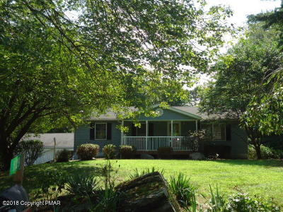 East Stroudsburg Single Family Home For Sale: 129 (5548) Roosevelt Rd