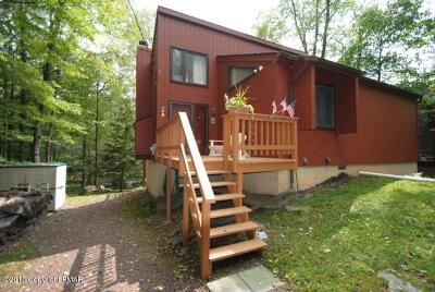 Pocono Lake Single Family Home For Sale: 270 Trout Crk