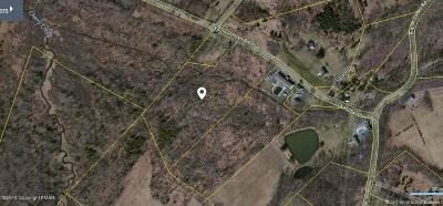 Stroudsburg Residential Lots & Land For Sale: 9.26 Acres On Kemmertown Rd