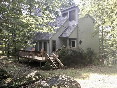Pocono Lake Single Family Home For Sale: 114 Lenape Dr