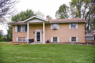 Sciota Single Family Home For Sale: 522 Vista Ln