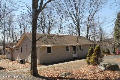 East Stroudsburg Single Family Home For Sale: 1060 Lenape Rd