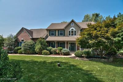 Stroudsburg Single Family Home For Sale: 1121 Heritage Blvd