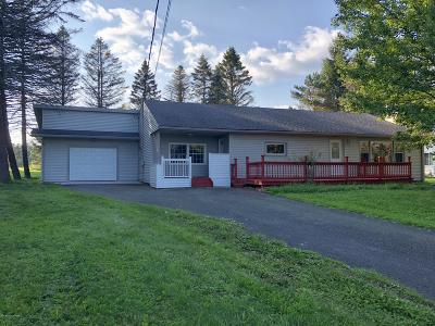 Pocono Lake Single Family Home For Sale: 117 Cross St
