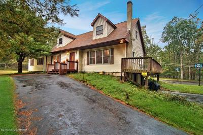East Stroudsburg Single Family Home For Sale: 1224 Sierra Trl