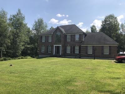Blakeslee Single Family Home For Sale: 129 Cherokee Ct