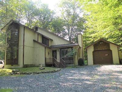 Pocono Lake Single Family Home For Sale: 159 Selig Road