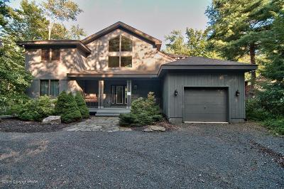 Lake Naomi, Timber Trails Single Family Home Sold: 5248 Woodland Ave