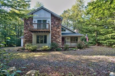 Lake Naomi, Timber Trails Single Family Home Sold: 5607 Woodland Ave