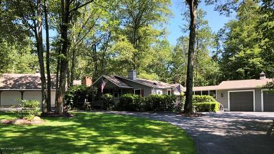 Monroe County Single Family Home For Sale: 810 Toll Rd