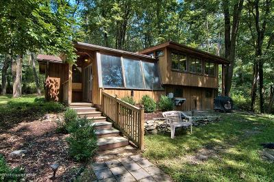 Canadensis Single Family Home For Sale: 329 Spring Lake Dr