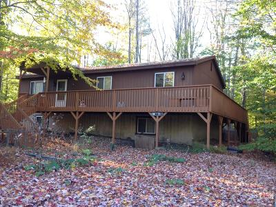 Pocono Lake Single Family Home For Sale: 4124 Winona Dr