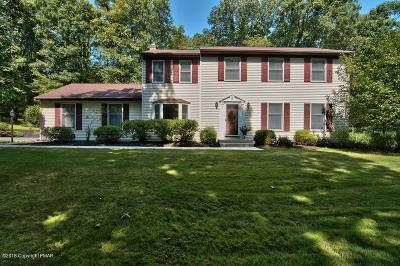 East Stroudsburg Single Family Home For Sale: 500 Cranberry Rd