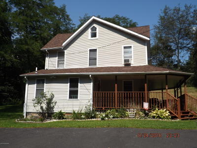 Canadensis Single Family Home For Sale: 4915 Route 447