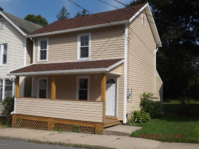 Bangor Single Family Home For Sale: 31 Messinger St