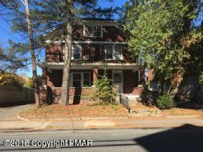 Stroudsburg Single Family Home For Sale: 1126 W Main St