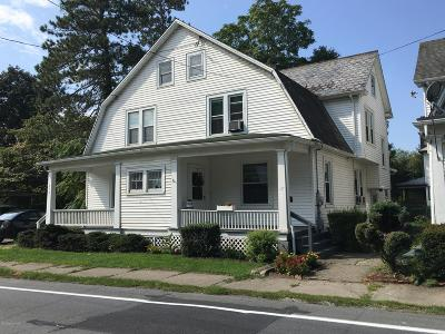 Stroudsburg Single Family Home For Sale: 317 N 5th St