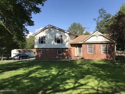 Monroe County Single Family Home For Sale: 1 James Ct