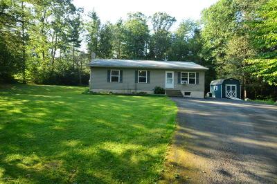 Kunkletown Single Family Home For Sale: 5301 Sunny Lane