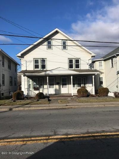 East Stroudsburg Multi Family Home For Sale: 501-503 N Courtland St