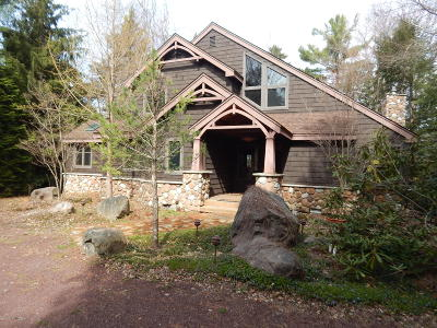 Pocono Pines PA Single Family Home For Sale: $1,140,000
