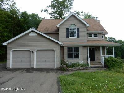 Saylorsburg Single Family Home For Sale: 217 Songbird Ct