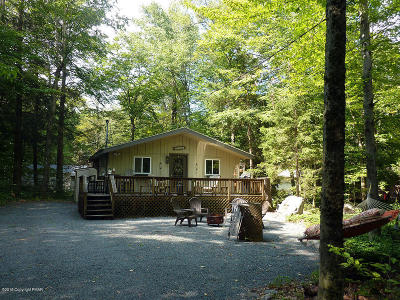 Pocono Pines PA Single Family Home For Sale: $145,000