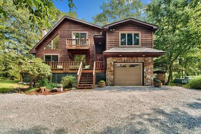Canadensis Single Family Home For Sale: 3147 Lakeview Ter
