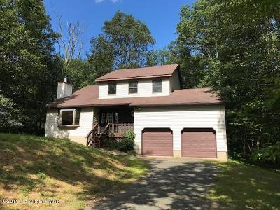 Tannersville Single Family Home For Sale: 261 Faber Cir