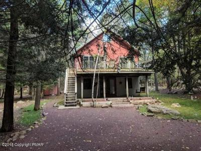 Lake Harmony Single Family Home For Sale: 40 Lupine Dr