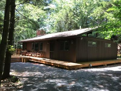 Pocono Pines PA Single Family Home For Sale: $225,500