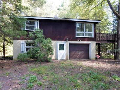 Pocono Pines PA Single Family Home For Sale: $120,000