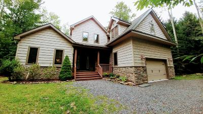 lake naomi, Timber Trails Single Family Home For Sale: 1111 Deer Run