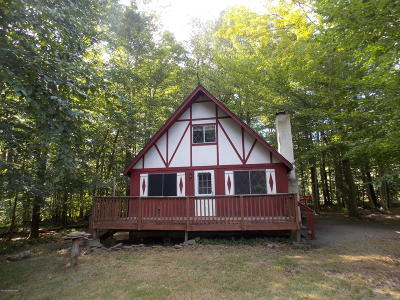 Pocono Lake Single Family Home For Sale: 256 Outer Dr