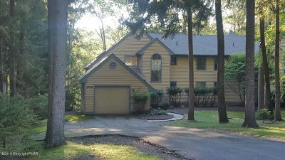 Buck Hill Falls Single Family Home For Sale: 2179 Oak Hill Drive