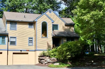 Buck Hill Falls Single Family Home For Sale: 521 Bunting Rd