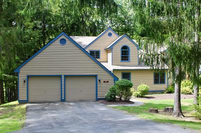 Buck Hill Falls Single Family Home For Sale: 2173 Oak Hill Dr