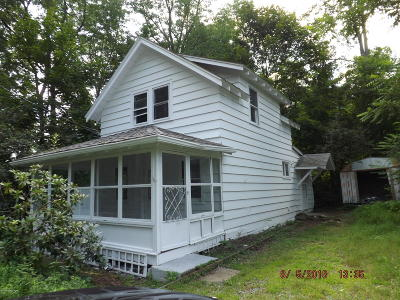 Cresco Single Family Home For Sale: 6733 Route 191