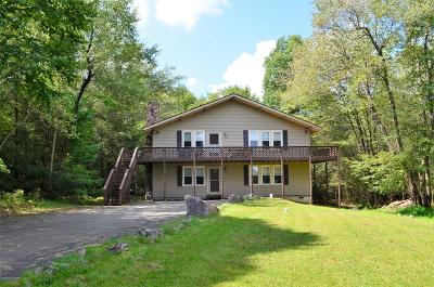 Blakeslee Single Family Home For Sale: 184 Elk Dr