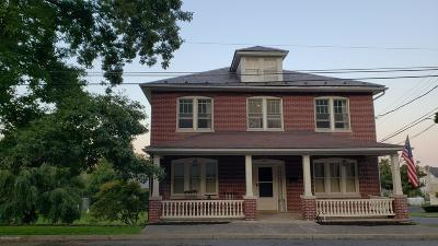Bangor Single Family Home For Sale: 269 N 9th St