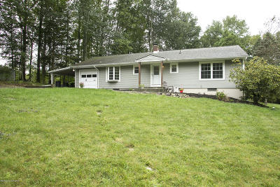 East Stroudsburg Single Family Home For Sale: 30 Elm St