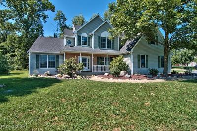 Bangor Single Family Home For Sale: 205 Treetop Dr