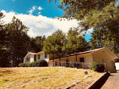 Henryville Single Family Home For Sale: 3751 Route 715