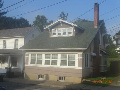 Bangor Single Family Home For Sale: 62 N 4th St