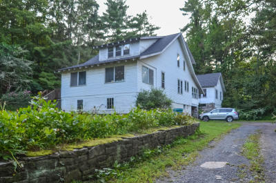 Cresco Single Family Home For Sale: 3137 Old Canadensis Hill Rd