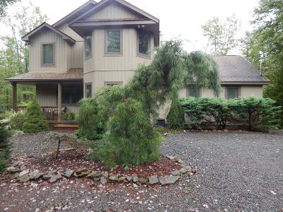 Pocono Pines PA Single Family Home For Sale: $597,500