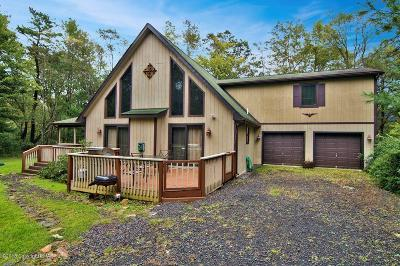 Pocono Pines PA Single Family Home For Sale: $294,900
